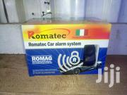 Romatec Car Alarm System With Cutoff, Free Installation | Vehicle Parts & Accessories for sale in Nairobi, Nairobi Central