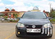 Volkswagen Golf 2009 Black | Cars for sale in Nairobi, Kilimani