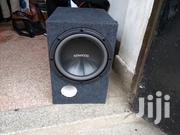 Kenwood 1200watts Deep Bass Woofer In Single Breather New In Shop | Vehicle Parts & Accessories for sale in Nairobi, Nairobi Central