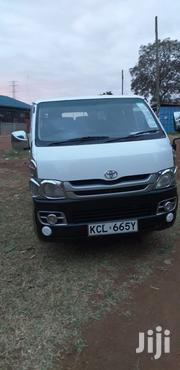 Toyota HiAce 2012 White | Buses for sale in Nairobi, Kasarani