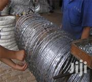 Cross Coiled Razor Galvanized Barbed Wire | Building Materials for sale in Nairobi, Nairobi Central