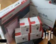 Four Hikvision 1080p 2mp Complete | Photo & Video Cameras for sale in Nairobi, Nairobi Central
