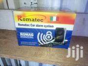 Romatec Car Alarm With Cutoff, Free Installation | Vehicle Parts & Accessories for sale in Nairobi, Roysambu
