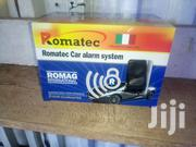 Romatec Car Alarm With Cutoff, Free Installation | Vehicle Parts & Accessories for sale in Nairobi, Zimmerman