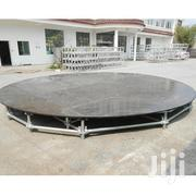 Aluminium Round Layer Stage For Events And Concerts From | Stage Lighting & Effects for sale in Nairobi, Parklands/Highridge