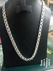 Double Ringed Pure Silver Chain for Men | Jewelry for sale in Nairobi, Airbase