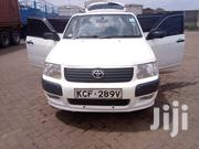 Toyota Succeed 2009 White | Cars for sale in Nairobi, Nairobi South