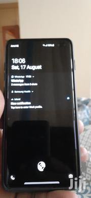 Samsung Galaxy S10 Plus 128 GB Black | Mobile Phones for sale in Machakos, Syokimau/Mulolongo
