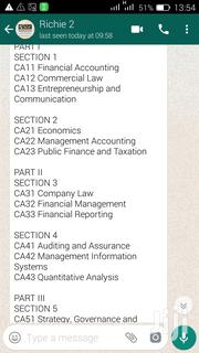 CPA STUDY Notes Za Kenya | Books & Games for sale in Nairobi, Nairobi Central