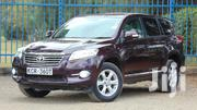 Toyota Vanguard 2010 Purple | Cars for sale in Samburu, Loosuk