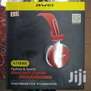 AWEI A700BL Bluetooth Headphones With Mic Sports Super Deep Subwoofer | Audio & Music Equipment for sale in Nairobi, Nairobi Central