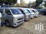 Vans For Hire Service 10/12/14/16/18 Seater. Airport Transfer Private | Chauffeur & Airport transfer Services for sale in Nairobi, Nairobi Central