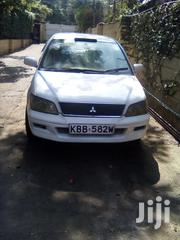Mitsubishi Lancer / Cedia 2001 White | Cars for sale in Nairobi, Nairobi South