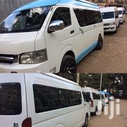 Vans For Hire And Private Travel Logistics 11/12/14/16/18seater | Logistics Services for sale in Nairobi, Nairobi Central