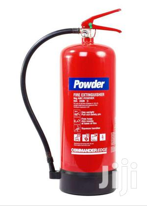 New 9KG Dry Powder Extinguisher Multipurpose Free Delivery Install