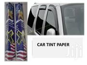 Tint Paper Roll (Dark & Light) | Vehicle Parts & Accessories for sale in Mombasa, Majengo