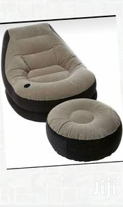 Inflatable Seat + Foot Rest | Kitchen & Dining for sale in Nairobi, Nyayo Highrise