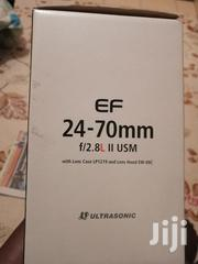 Cannon Lens 24-70mm,Ultrasonic | Cameras, Video Cameras & Accessories for sale in Nairobi, Mountain View