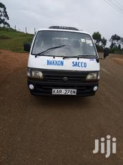 Toyota HiAce 1995 White | Cars for sale in Nyeri, Iria-Ini
