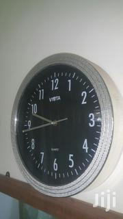 Quartz Wall Clock | Home Accessories for sale in Kilifi, Shimo La Tewa