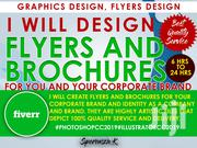 Flyer Design In 45 Minutes | Computer & IT Services for sale in Nairobi, Nairobi Central