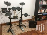 Yamaha DTX 430K Electronic Drum Kit With Warwich BC10 Amp | Musical Instruments for sale in Nairobi, Karen