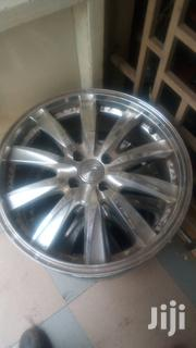 Original Rims Size 17. Four Holes | Vehicle Parts & Accessories for sale in Nairobi, Ngara