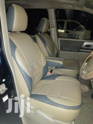 Toyota Sienna Seat Covers >> Customized Toyota Noah Leather Car Seat Covers And Car Interior Design
