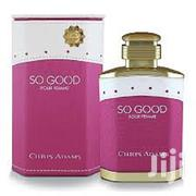 Chris Adams So Good Perfume Pour Femme Woman - Pink 80ML | Fragrance for sale in Nairobi, Nairobi Central