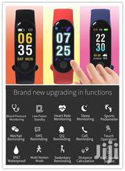 Fashion M3 Fitness Smart Bracelet Heart Rate Health Tracker | Tools & Accessories for sale in Nairobi, Karen