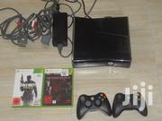 XBOX 360 250HDD , 2 Wireless Controller And 2 Games From Germany | Video Games for sale in Kilifi, Malindi Town