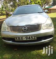 Nissan Bluebird 2006 Sylphy Silver | Cars for sale in Nakuru, Nakuru East