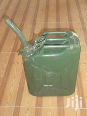 20L Metal Jerry Can With Nozzle | Vehicle Parts & Accessories for sale in Kilifi, Malindi Town