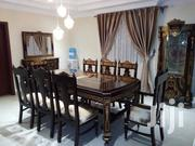 Antique Hardwood Classic Eight Seater Dinning Table. | Furniture for sale in Nairobi, Nairobi Central
