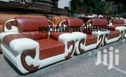 Sofa Sets 7 Seater Leather | Furniture for sale in Kisumu, Kondele