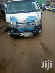 Toyota HiAce 2008 White | Buses & Microbuses for sale in Nyeri, Iria-Ini