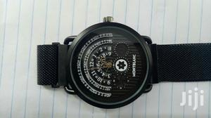 Black and Brown Montblanc Watches