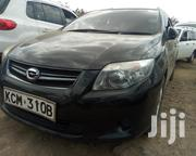Toyota Fielder 2010 Black | Cars for sale in Nairobi, Harambee