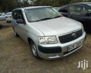Toyota Succeed 2009 Silver