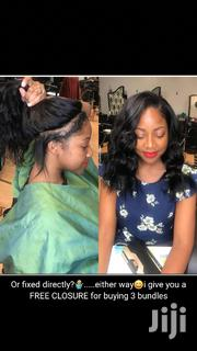 Offer-3in1weave Bundles Plus Free Closure | Hair Beauty for sale in Nairobi, Nairobi Central