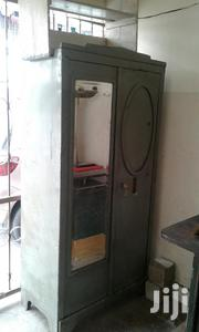Used Heavy Duty Metal Cupboard With Safe | Safety Equipment for sale in Mombasa, Tononoka