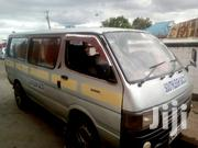 Toyota Shark Silver | Buses for sale in Nairobi, Harambee