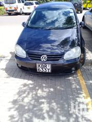 Volkswagen Golf 2006 Blue | Cars for sale in Nakuru, Naivasha East