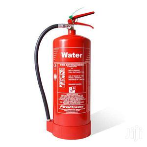 New 9L Water Fire Extinguisher Free Delivery Optional Installation