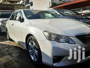 New Toyota Mark X 2012 White | Cars for sale in Mombasa, Shimanzi/Ganjoni