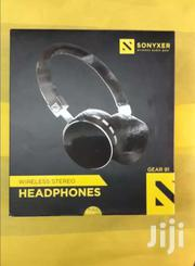 Sonyxer Gear 91 Wireless Bluetooth Stereo Headphones | Accessories for Mobile Phones & Tablets for sale in Nairobi, Nairobi Central