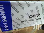 Networking Cable Cat 6 Full One | Computer Accessories  for sale in Nairobi, Nairobi Central