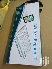 Bluetooth Wireless Keyboard With A Mouse | Musical Instruments for sale in Nairobi, Nairobi Central