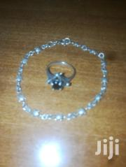 Silver Bracelet And Ring | Jewelry for sale in Nairobi, Nairobi Central