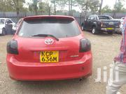 Toyota Auris 2010 Red | Cars for sale in Nairobi, Kahawa West